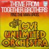 Love Unlimited Orchestra – Theme from Together Brothers b/w Find the Man Bros. – Philips 7″